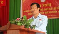 Bộ trưởng Nguyễn Ngọc Thiện tiếp xúc cử tri Thừa Thiên Huế: Giải quyết những vấn đề đời sống dân sinh