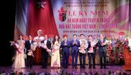 Lễ kỷ niệm 60 năm ngày truyền thống Nhà hát Tuồng Việt Nam
