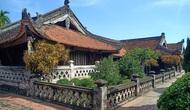 Trả lời kiến nghị của cử tri tỉnh Thái Bình về việc bổ sung, hỗ trợ kinh phí bảo tồn, nâng cấp hạ tầng các di tích văn hóa lịch sử cấp quốc gia