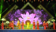 Tổ chức Lễ hội Làng Sen toàn quốc năm 2020