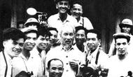 Trang trí, tuyên truyền, cổ động trực quan phục vụ kỷ niệm 130 năm Ngày sinh Chủ tịch Hồ Chí Minh tại Hà Nội