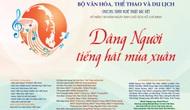 Nghệ sĩ miệt mài tập luyện cho chương trình nghệ thuật đặc biệt Dâng Người tiếng hát mùa Xuân- kỷ niệm 130 năm Ngày sinh Chủ tịch Hồ Chí Minh