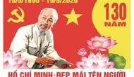Vĩnh Long tuyên truyền kỷ niệm 130 năm ngày sinh Chủ tịch Hồ Chí Minh