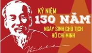 Thư viện Quốc gia Việt Nam tổ chức Triển lãm sách online kỷ niệm 130 năm Ngày sinh Chủ tịch Hồ Chí Minh