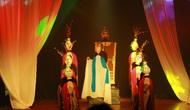 """Múa rối """"Thân phận nàng Kiều"""" trên sân khấu Nhà hát Lớn Hà Nội"""