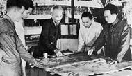 Những hình ảnh ghi nhớ mãi về Bác Hồ và Đại tướng Võ Nguyên Giáp trong Chiến dịch Điện Biên Phủ