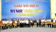 Khai mạc Giải vô địch Wushu toàn quốc năm 2020 tại Đồng Nai