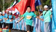 Nhiều giải thể thao quần chúng được tổ chức tại các tinh Duyên Hải Nam Trung bộ