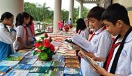 """Thanh Hóa: Khai mạc ngày hội đọc sách với chủ đề """"Sách - sứ mệnh phát triển văn hóa đọc"""""""