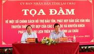 Tọa đàm về một số chính sách hỗ trợ bảo tồn, phát huy bản sắc văn hóa truyền thống tốt đẹp của các dân tộc và khuyến khích phát triển du lịch trên địa bàn tỉnh Lai Châu