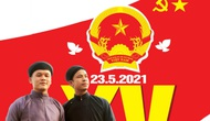 Ngành văn hóa Thừa Thiên Huế khuyến khích cử tri mang áo dài đi bầu cử