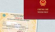 Không yêu cầu chứng chỉ ngoại ngữ, tin học đối với công chức hành chính, văn thư