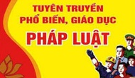 Phú Yên: Thực hiện tốt công tác phổ biến, giáo dục pháp luật 6 tháng đầu năm 2021