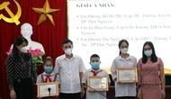 52 thí sinh đoạt giảiCuộc thi Đại sứ Văn hóa đọc Thái Nguyên năm 2021