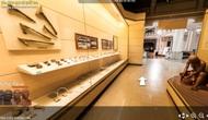 Bảo tàng Lịch sử Quốc gia nhộn nhịp khách