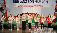 """Tổng kết và trao giải Cuộc thi """"Đại sứ Văn hóa đọc"""" tỉnh Lạng Sơn năm 2021"""