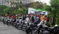 Xem xét việc cho phép khách du lịch quốc tế đi mô tô vào Việt Nam