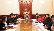 Tổng kết Ban chỉ đạo phòng chống HIV/AIDS, ma tuý và các vấn đề xã hội