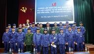 Thành lập Ban chỉ huy quân sự và lực lượng Tự vệ khối cơ quan bộ VHTTDL