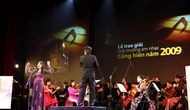 Trao giải Âm nhạc cống hiến 2009