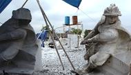 Bảo đảm tính nghệ thuật cao Tượng đài tại Ngã ba Đồng Lộc