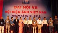 Bế mạc Đại hội đại biểu toàn quốc Hội Điện ảnh Việt Nam