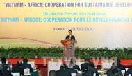 Hội thảo quốc tế Việt Nam- Châu Phi lần thứ 2