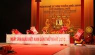 Lễ công bố Ngày sân khấu Việt Nam
