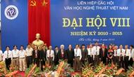 Đại hội lần thứ VIII Liên hiệp các Hội Văn học nghệ thuật Việt Nam