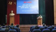 Bộ VHTTDL Tổng kết 10 năm thực hiện công tác Giáo dục quốc phòng an ninh