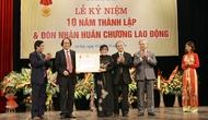 Trung tâm Nghiên cứu Bảo tồn và Phát huy Văn hóa Dân tộc vinh dự nhận Huân chương Lao Động hạng Ba