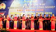 Khai mạc Hội chợ thương mại nông nghiệp, tiểu thủ công nghiệp Việt-Trung 2010