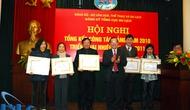 Đảng uỷ TCDL tổ chức Hội nghị tổng kết công tác Đảng năm 2010