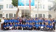 Tổ chức hội trại Thanh niên kỷ niệm 80 năm ngày thành lập Đoàn TNCS Hồ Chí Minh