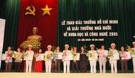 Thành lập Hội đồng cấp Nhà nước xét tặng Giải thưởng Hồ Chí Minh về khoa học và công nghệ năm 2011