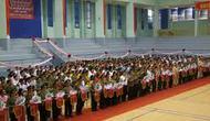Phối hợp hoạt động thể dục, thể thao trong lực lượng Công an nhân dân
