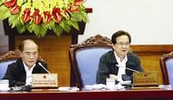 Điều chỉnh phân công Thủ tướng, các Phó Thủ tướng đứng đầu tổ chức phối hợp liên ngành