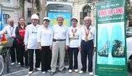 CLB UNESCO giao lưu Văn hóa-Thể thao Người cao tuổi đạp xe vận động bầu chọn Vịnh Hạ Long