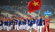 Đoàn thể thao Việt Nam đã hoàn thành mục tiêu đề ra tại Seagames 26