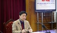 Hội nghị triển khai công tác 2012 của Hội Cựu chiến binh Bộ VHTTDL