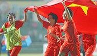 Việt Nam đăng cai vòng loại giải U19 nữ châu Á 2013