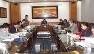 Sớm hoàn chỉnh Dự thảo Chiến lược phát triển Bóng đá Việt Nam đến năm 2020