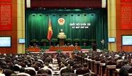 Thành viên Chính phủ chuẩn bị nội dung báo cáo kỳ họp thứ 3 Quốc hội khóa XIII