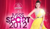 Khởi động cuộc thi Hoa khôi Thể thao Việt Nam 2012