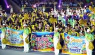 Bế mạc Beach Games III, hẹn gặp lại ở Phuket Thái Lan 2014