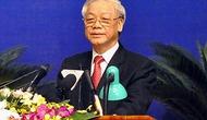 Mít tinh kỷ niệm 50 năm quan hệ ngoại giao Việt-Lào