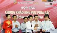Họp báo Chung khảo Hoa hậu Việt Nam 2012 khu vực phía Bắc