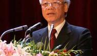 Kỷ niệm trọng thể 110 năm ngày sinh Tổng Bí thư Lê Hồng Phong