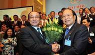 Bộ trưởng Hoàng Tuấn Anh làm Chủ tịch Ủy ban Olympic Việt Nam nhiệm kỳ IV (2012-2016)
