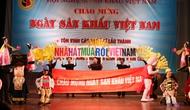 Trang trọng kỷ niệm Ngày Sân khấu Việt Nam